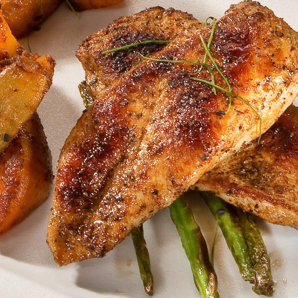 Grillezett csirkesteak