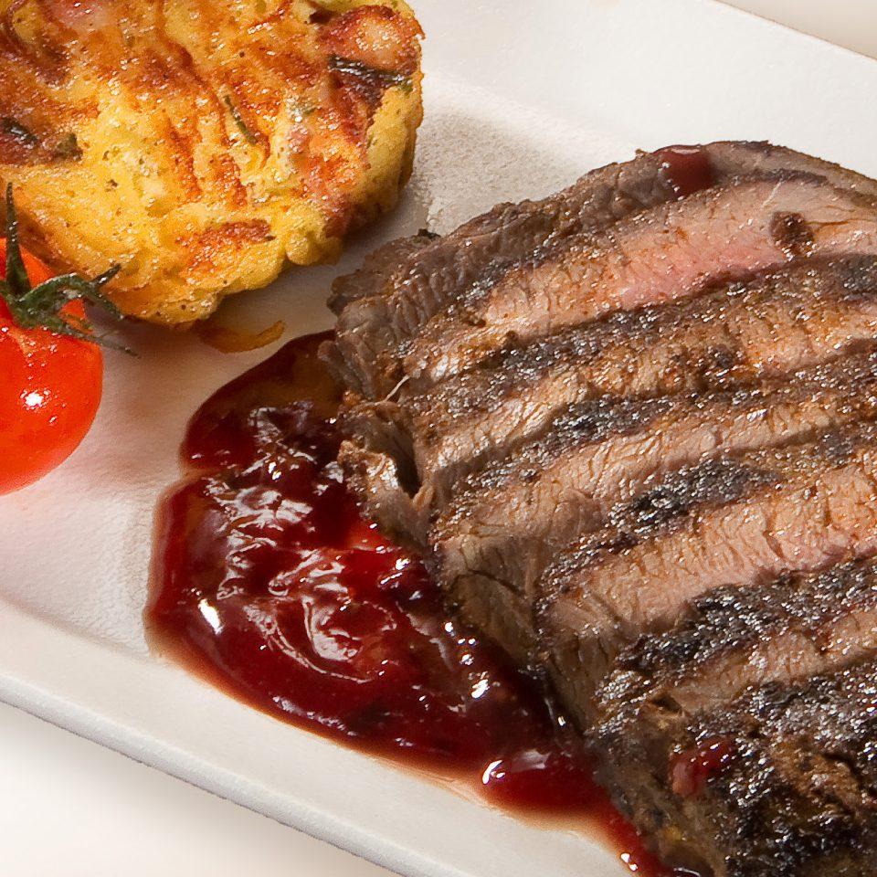 Szarvas bélszín steak